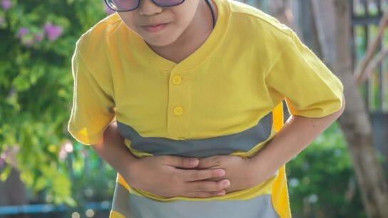 pediatric stomach pain