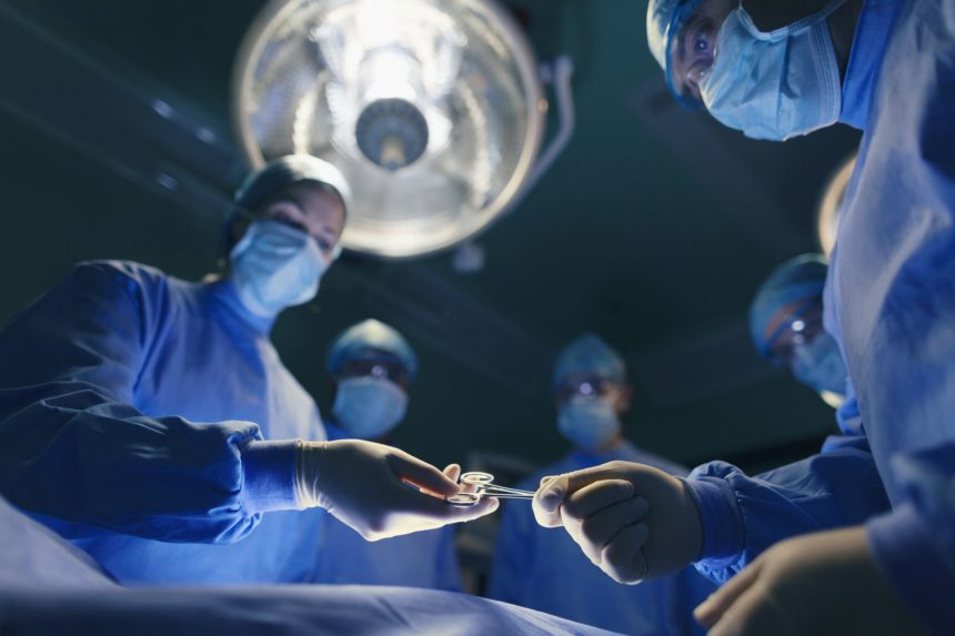 surgery operating room